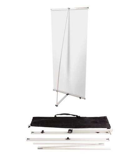 L-Banner 80x180 cm